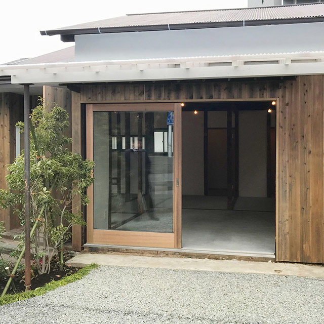 平塚 オケラハウス Gallery & Freespace