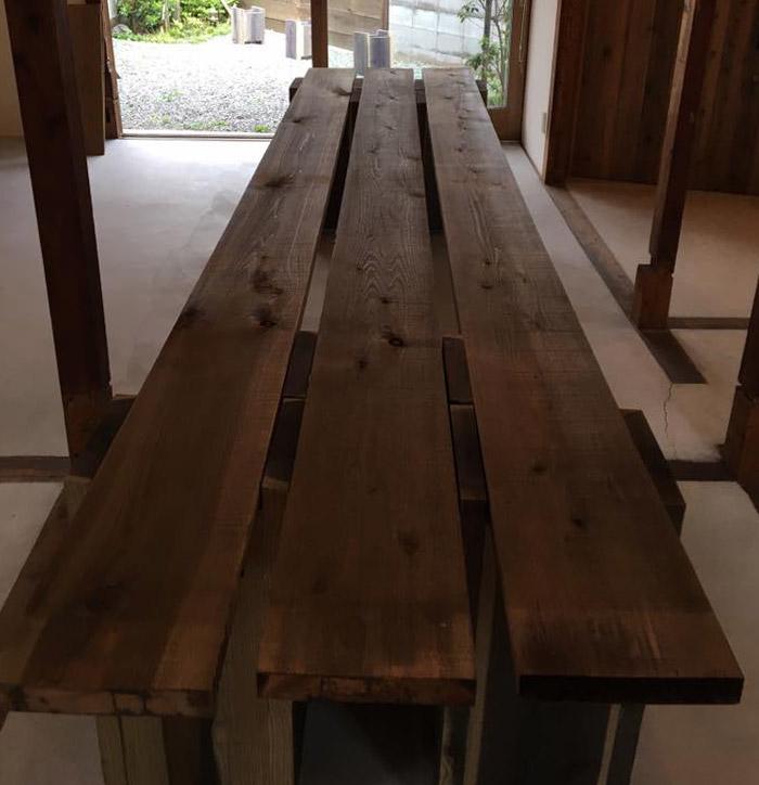什器 展示用テーブル