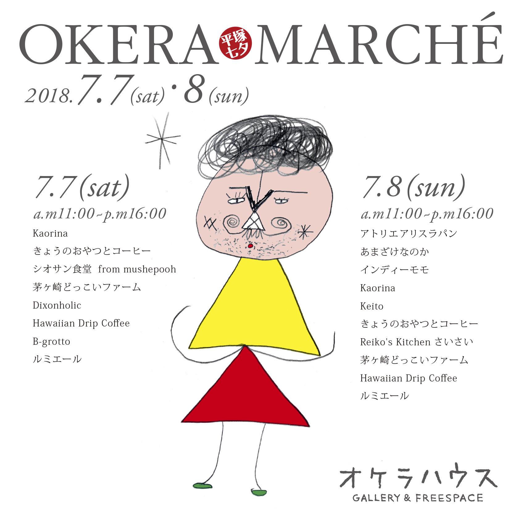 OKERA MARCHE